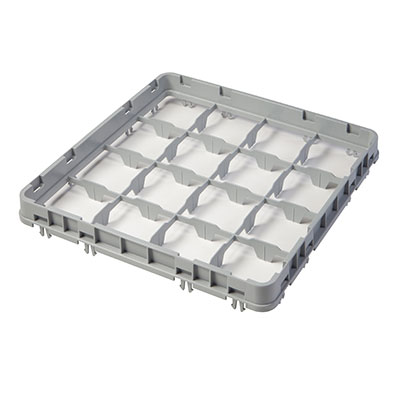 16E2151 Full Size 16 Compartment Half Drop Extender for Camrack® 8R1853